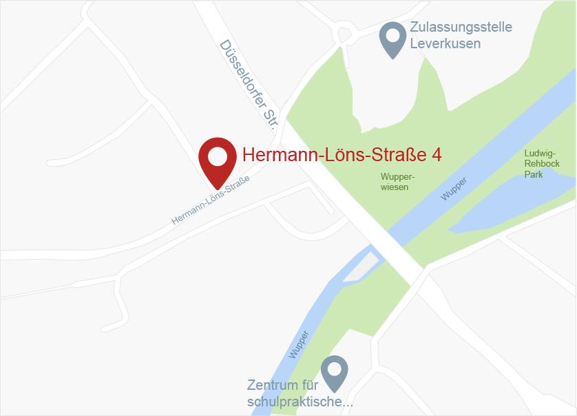 Google Karte Atelier Schiefer